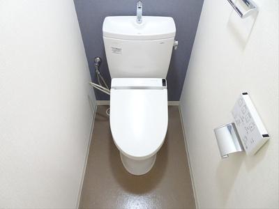 【トイレ】マメゾンポミエ