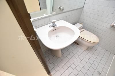 【独立洗面台】ヒーズハウスⅡ