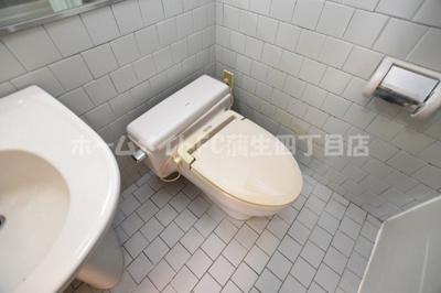 【トイレ】ヒーズハウスⅡ