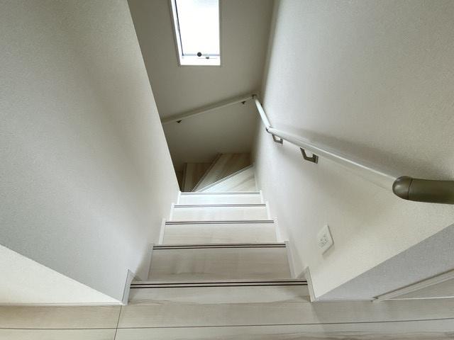 階段手摺です。