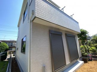 新京成線「滝不動」駅徒歩8分の全1棟の新築一戸建てです。