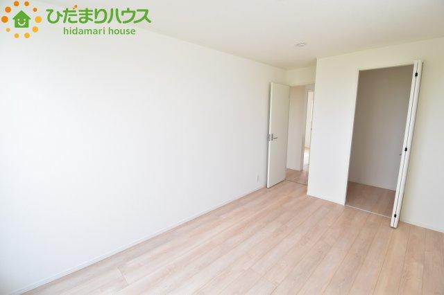 WIC付きの7帖の洋室!!