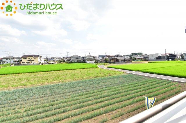 緑が豊かな素敵な眺望です☆