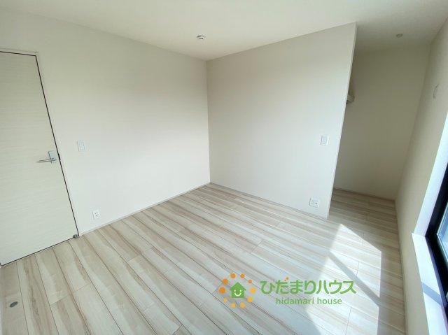 2階の全居室にWICを完備しております!タンスいらずで便利ですね♪