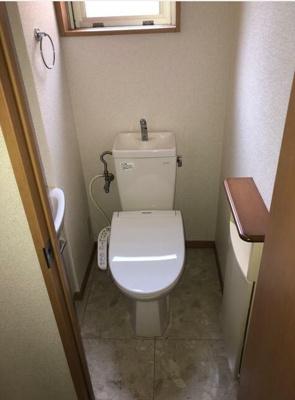 【トイレ】キャスル中目黒