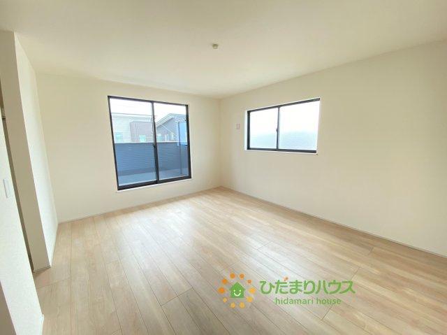 10帖の広々としたお部屋は主寝室としていかがでしょうか!