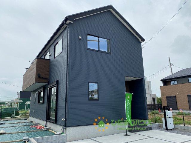 【外観】加須市北下新井 20-1期 新築一戸建て 03 リナージュ