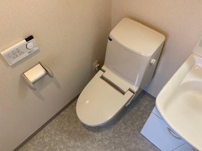 【トイレ】グラシュー・1