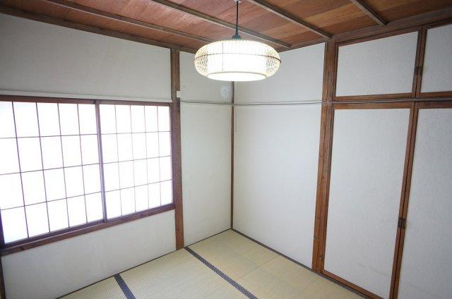 【寝室】渡部アパート