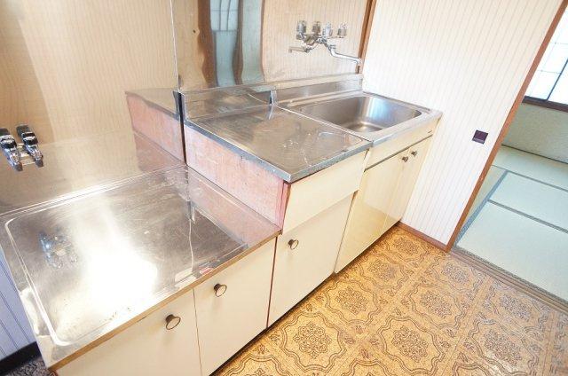 【キッチン】渡部アパート