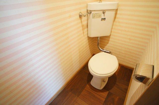 【トイレ】渡部アパート