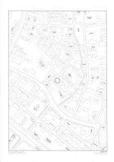 【地図】横平駐車場