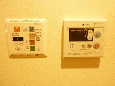 浴室乾燥機付★オートバス☆
