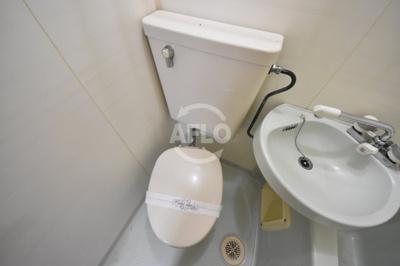 菅栄町レディースマンション トイレ