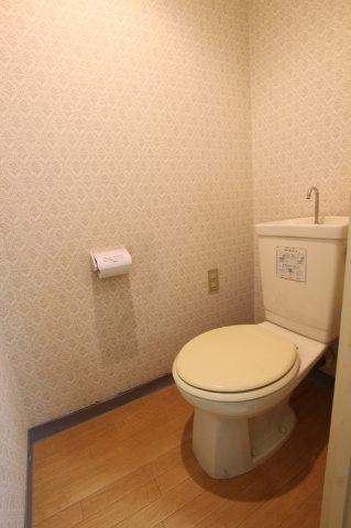 【トイレ】パークハイツ平尾山荘29