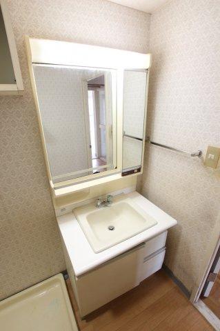【独立洗面台】パークハイツ平尾山荘29
