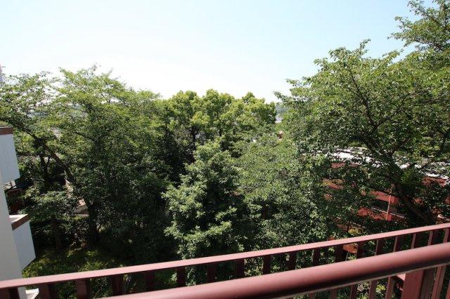【展望】パークハイツ平尾山荘29