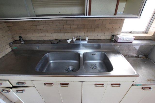 【キッチン】パークハイツ平尾山荘29