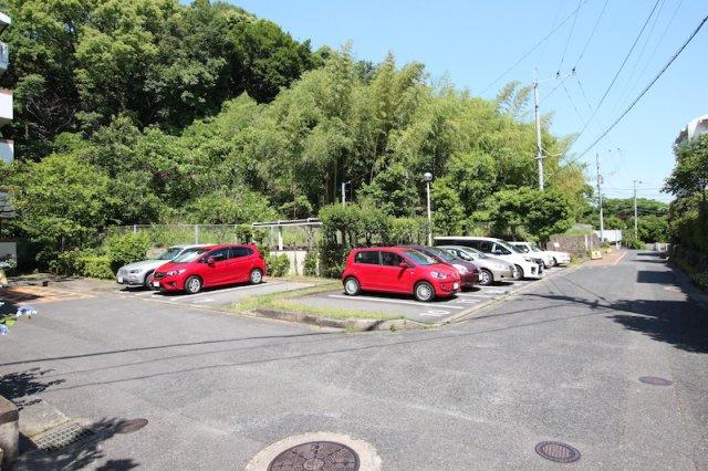 【駐車場】パークハイツ平尾山荘29
