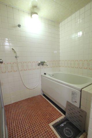 【浴室】パークハイツ平尾山荘29