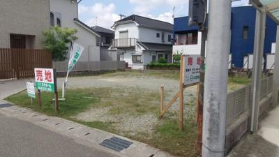 【外観】姫路市辻井7丁目/売土地