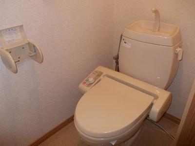 【トイレ】セレッソハイツB
