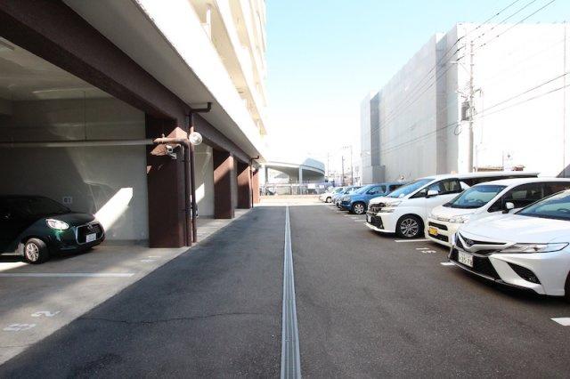 【駐車場】トピレック博多