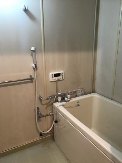 【浴室】トピレック博多