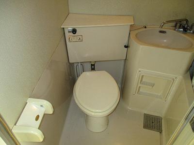 【トイレ】タカラマンション
