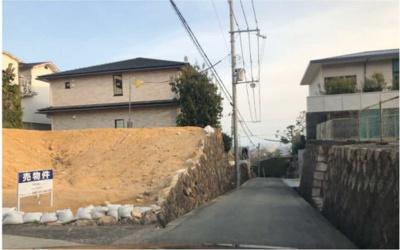 【周辺】山手町 売土地
