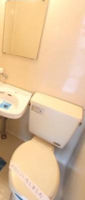 【トイレ】ドミール西荻
