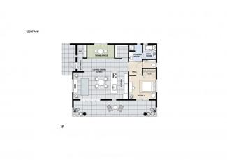 参考プラン 建物面積84.89m2 建物価格1760万円