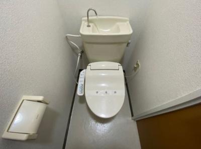 【トイレ】メゾンクロワール