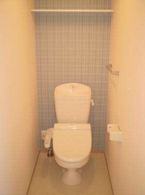 【トイレ】カーサカンプノウ