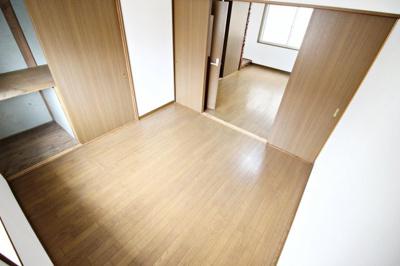 【洋室】春日テラスハウス