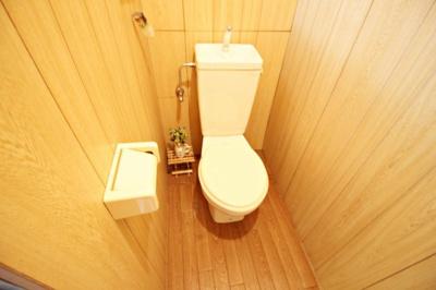 【トイレ】春日テラスハウス