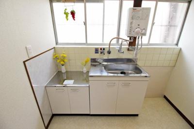 【キッチン】春日テラスハウス