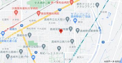 【地図】サンクレール (株)Roots