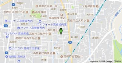 【地図】サンスプリングM (株)Roots