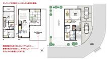 ◆宝塚市◆東南角地◆陽当たり良好◆長寿ガ丘♪の画像