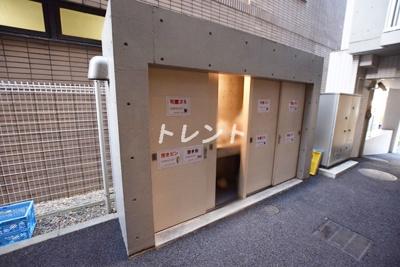 【設備】プラウドフラット早稲田
