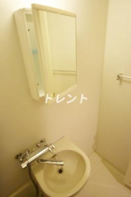 【独立洗面台】プラウドフラット早稲田