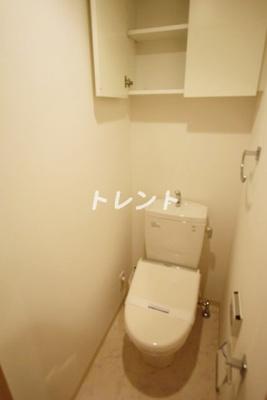 【トイレ】プラウドフラット早稲田