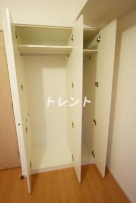 【収納】プラウドフラット早稲田