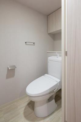 【トイレ】門前仲町レジデンス八番館