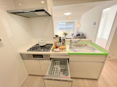 【外観】ジュネシオン平井 10階 最 上階 角 部屋 リ ノベーション済