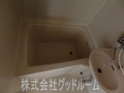 【浴室】冨士ビューティーハイツ