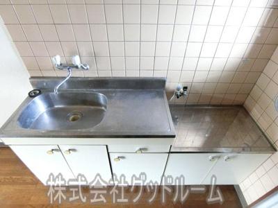【キッチン】冨士ビューティーハイツ