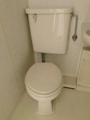 【トイレ】ラ・カーサ・ミア