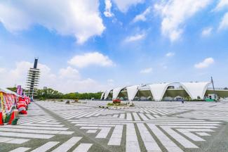 緑豊かでリフレッシュできる近隣スポットです 駒沢オリンピック公園900m